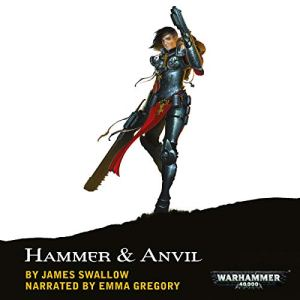 Hammer and Anvil audiobook cover art