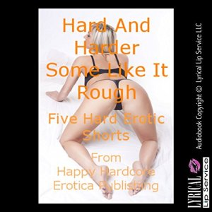 Hard and Harder audiobook cover art