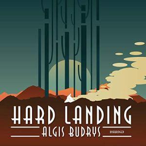 Hard Landing audiobook cover art