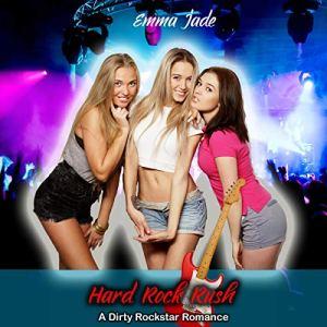 Hard Rock Rush audiobook cover art