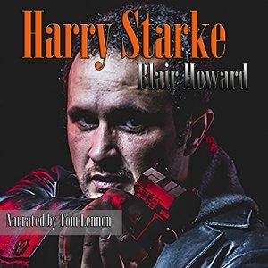Harry Starke audiobook cover art