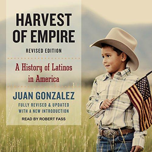 Harvest of Empire audiobook cover art