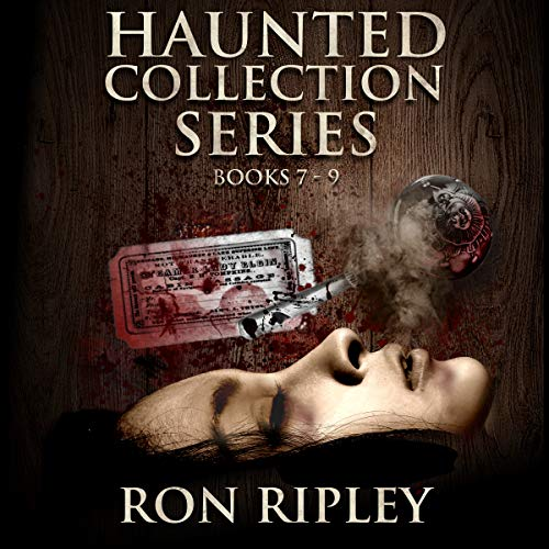 Haunted Collection Series: Books 7 - 9 audiobook cover art