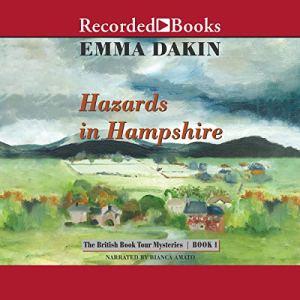 Hazards in Hampshire audiobook cover art