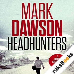 Headhunters audiobook cover art