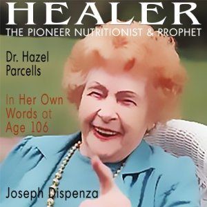 Healer audiobook cover art