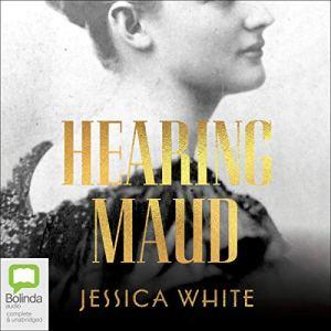 Hearing Maud audiobook cover art
