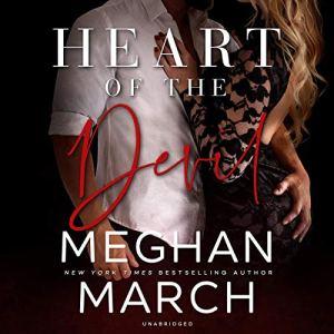 Heart of the Devil audiobook cover art