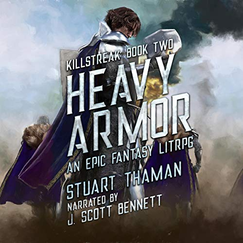 Heavy Armor audiobook cover art