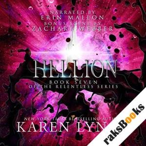 Hellion audiobook cover art