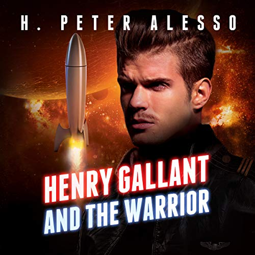 Henry Gallant and the Warrior audiobook cover art