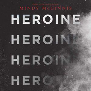 Heroine audiobook cover art