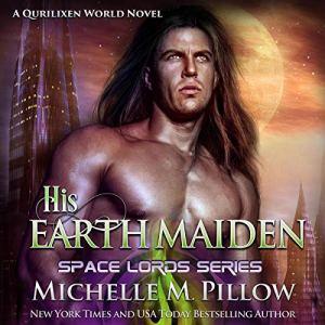 His Earth Maiden: A Qurilixen World Novel audiobook cover art