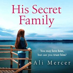 His Secret Family audiobook cover art