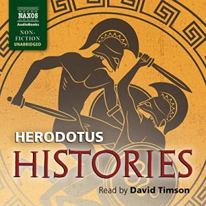 Histories audiobook cover art