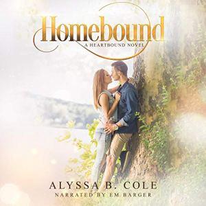Homebound audiobook cover art