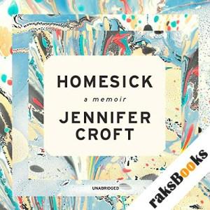 Homesick audiobook cover art
