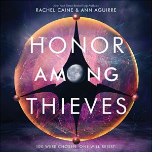 Honor Among Thieves audiobook cover art
