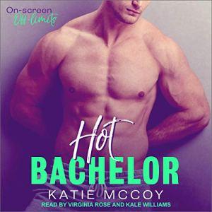 Hot Bachelor audiobook cover art