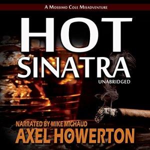 Hot Sinatra audiobook cover art