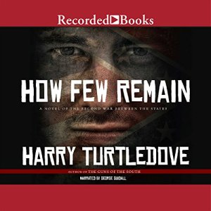 How Few Remain audiobook cover art