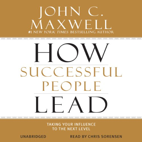 How Successful People Lead audiobook cover art