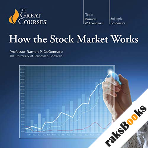How the Stock Market Works audiobook cover art