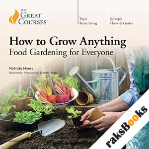 How to Grow Anything audiobook cover art