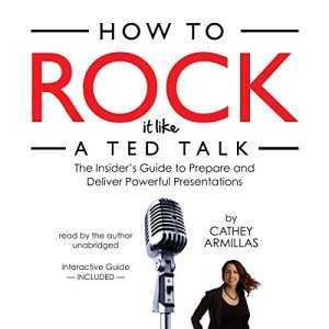 How to Rock It Like a TED Talk audiobook cover art