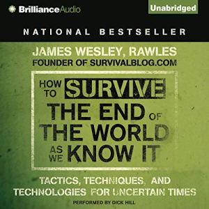 How to Survive the End of the World as We Know It audiobook cover art