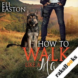How to Walk Like a Man audiobook cover art