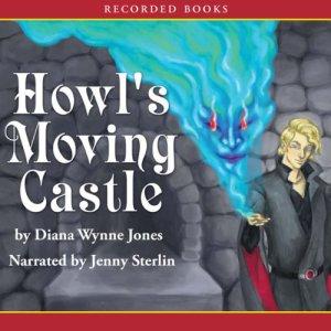 Howl's Moving Castle audiobook cover art