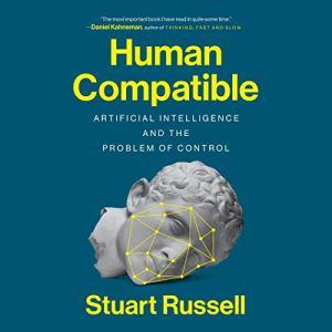 Human Compatible audiobook cover art