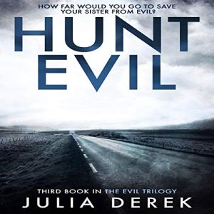 Hunt Evil audiobook cover art