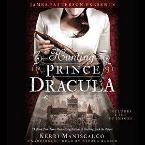 Hunting Prince Dracula audiobook cover art