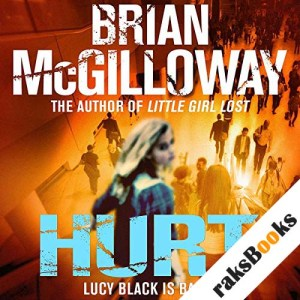 Hurt audiobook cover art
