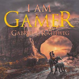 I Am Gamer audiobook cover art