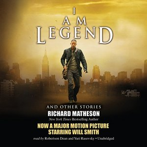 I Am Legend and Other Stories audiobook cover art