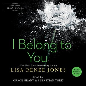 I Belong to You audiobook cover art