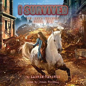 I Survived the Great Molasses Flood, 1919 audiobook cover art