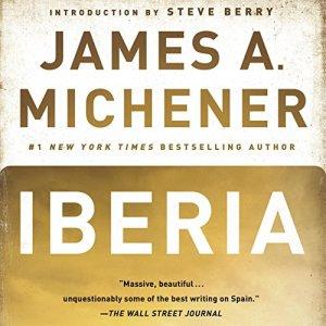 Iberia audiobook cover art