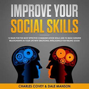 Improve Your Social Skills audiobook cover art
