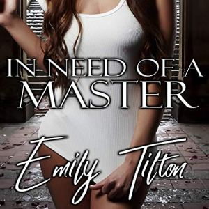 In Need of a Master audiobook cover art