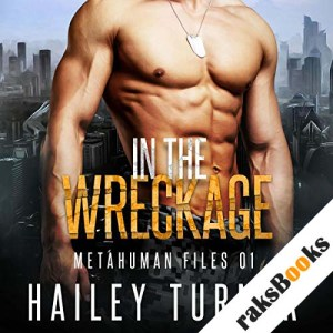 In the Wreckage audiobook cover art
