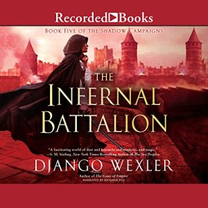 Infernal Battalion audiobook cover art