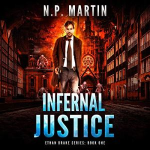 Infernal Justice audiobook cover art