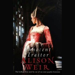 Innocent Traitor audiobook cover art