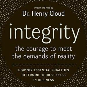 Integrity audiobook cover art
