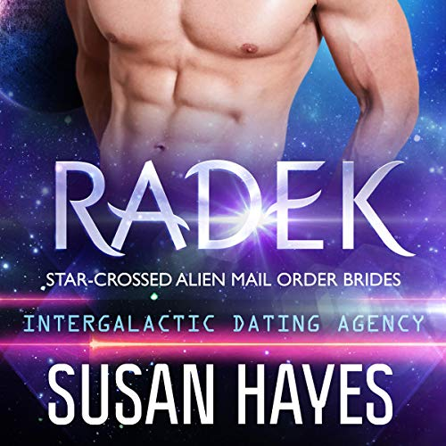 Intergalactic Dating Agency: Radek audiobook cover art