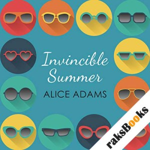 Invincible Summer audiobook cover art